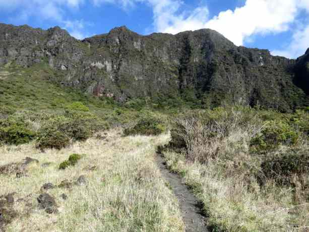 Kaupo Gap Trail Mountains
