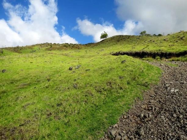 Kaupo Gap Trail Steep