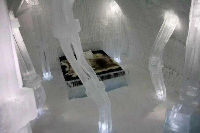 Kiruna Ice Hotel Art Room 5