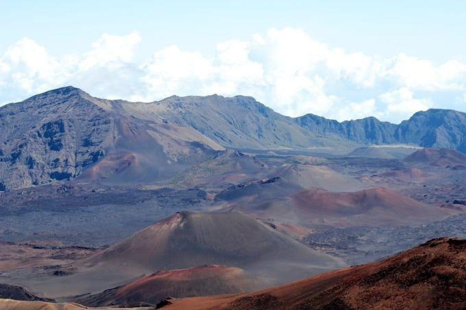 View of Inside Haleakala Crater 1