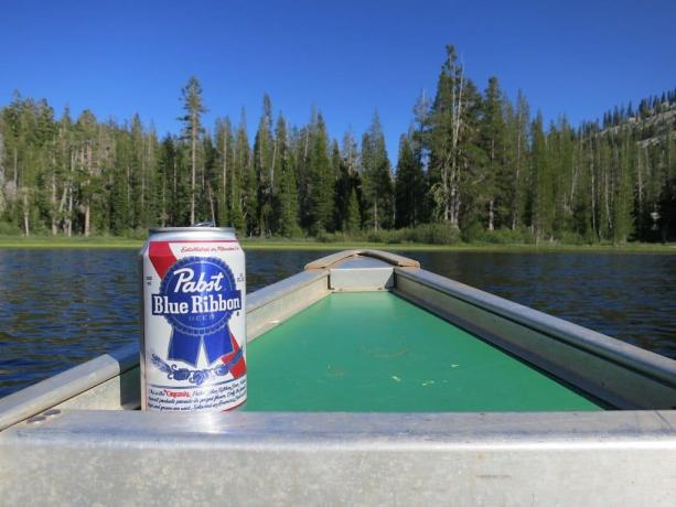 PCT PBR Canoe Lake