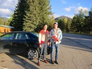 PCT Hitchhiking