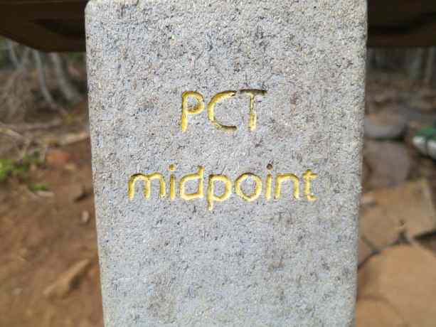 PCT Midpoint Marker