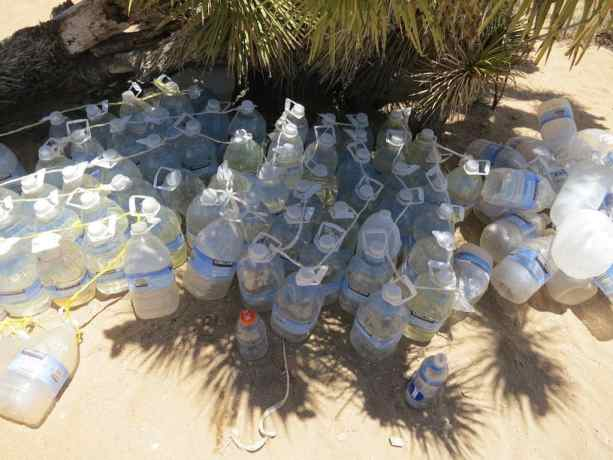 PCT Water Cache