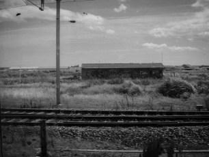 Train Black And White