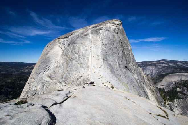 Half Dome Approach