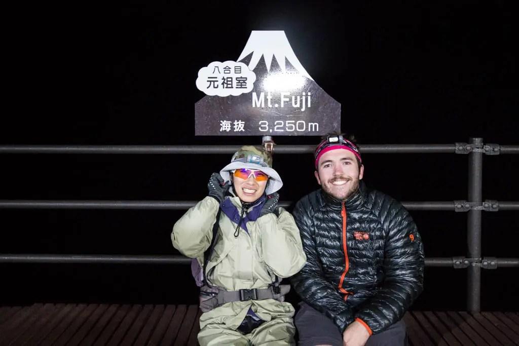 Mount Fuji Self