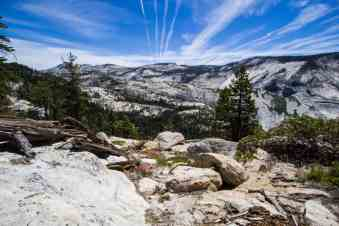 Hiking Yosemite Part II: The Valley To Clouds Rest