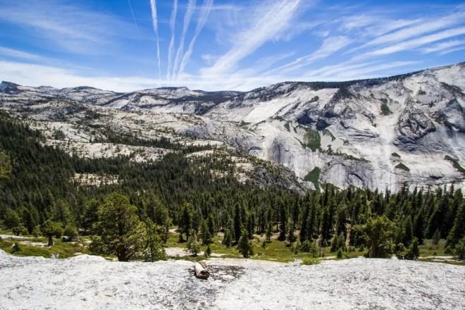 Yosemite Clouds Rest Hike 2