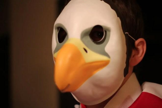 John Eagle Mask