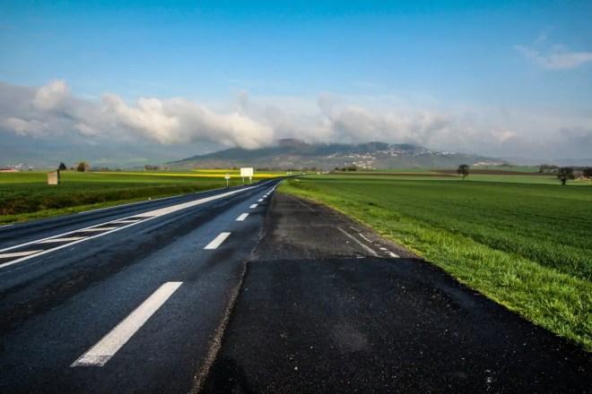 Clermont Ferrand Highway