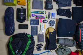Everest Base Camp Gear 1