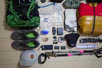 Everest Base Camp Gear 2