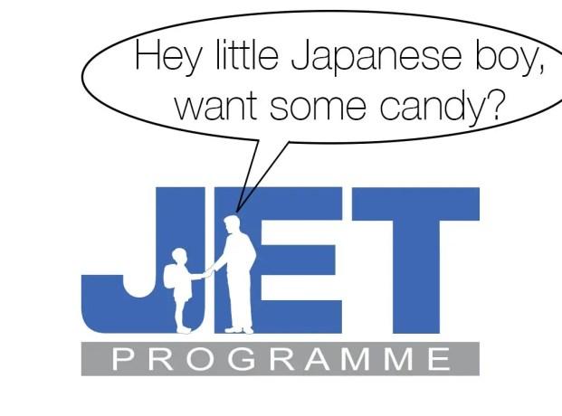 JET Program Logo Improved Candy