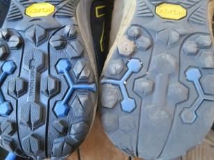 PCT New Balance Shoe Comparison