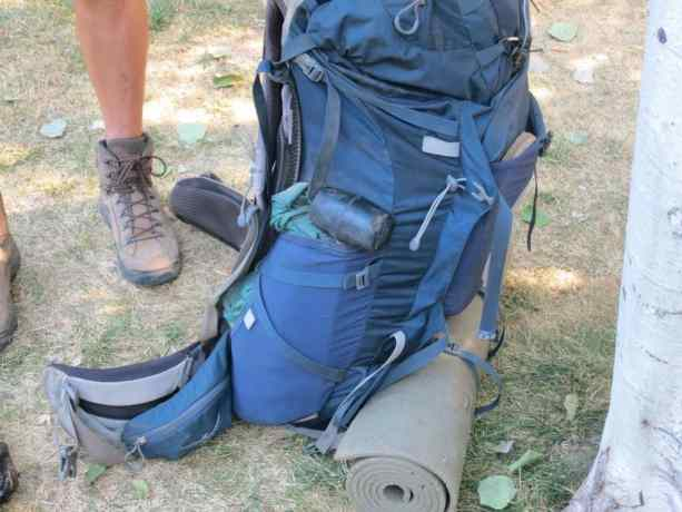 Backpack PCT Etna Rooster