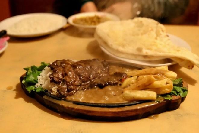 Nepal Kathmandu Steak Food