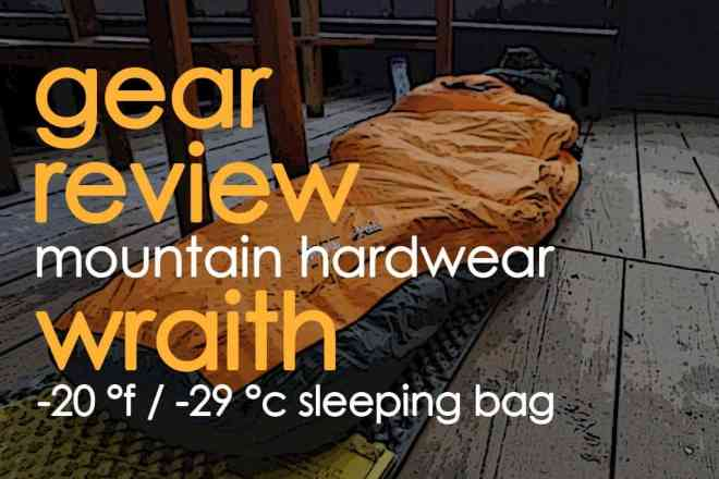 Gear Review Mountain Hardwear Wraith Featured Text