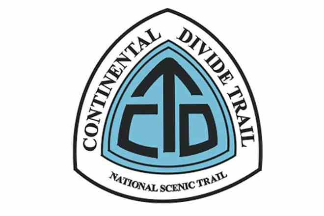 Continental Divide Trail Logo