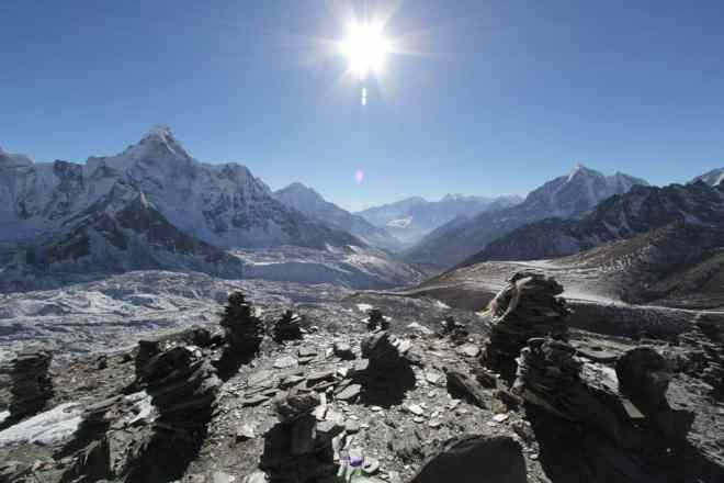 Everest Base Camp Trek Chukhung Ri Summit