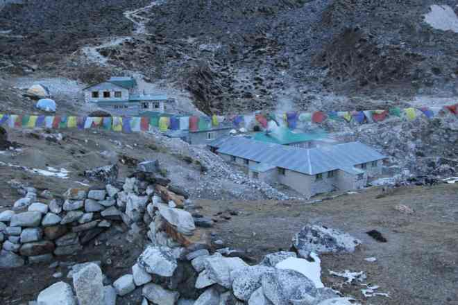 Everest Base Camp Trek Dughla