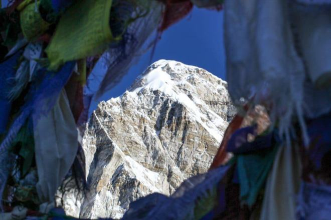 Everest Base Camp Trek Kala Patthar Summit