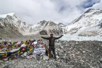 Everest Base Camp Trek Self EBC