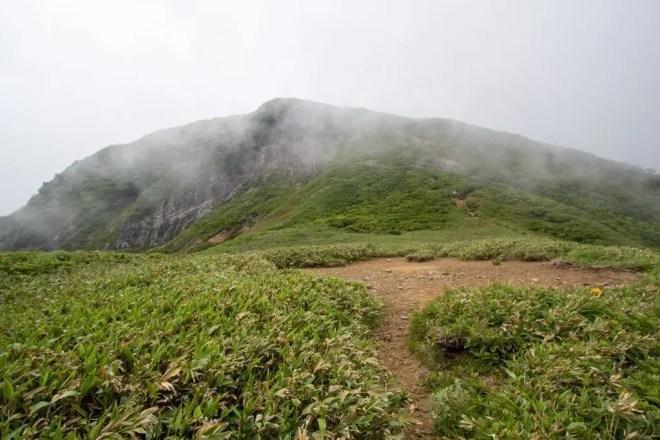 Mt Kanmuri Flat