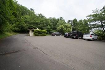 Mt Nosaka Parking Lot