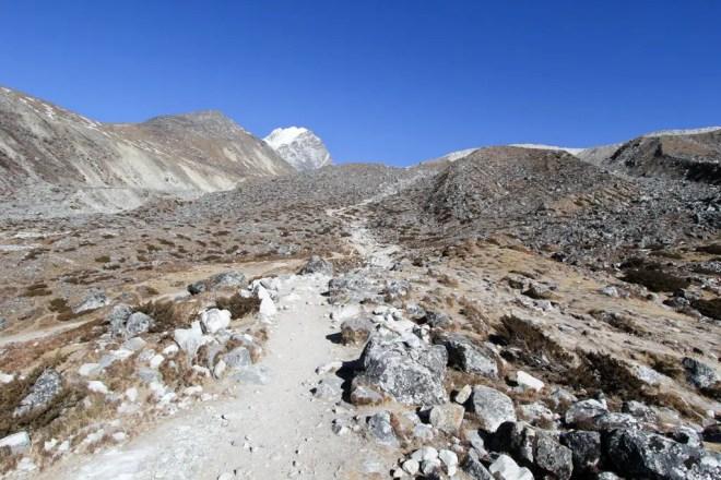 Thokla Pass From Dughla EBC Trek