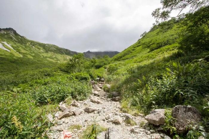 Yarigatake-Trail