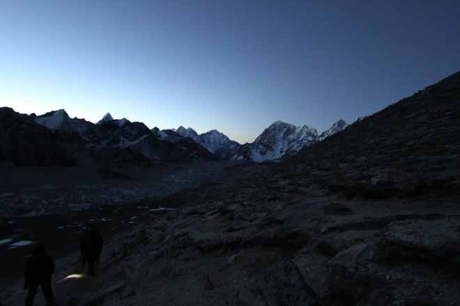 Kala Patthar Sunrise Trail