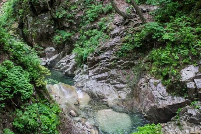 Mt Bunagatake River