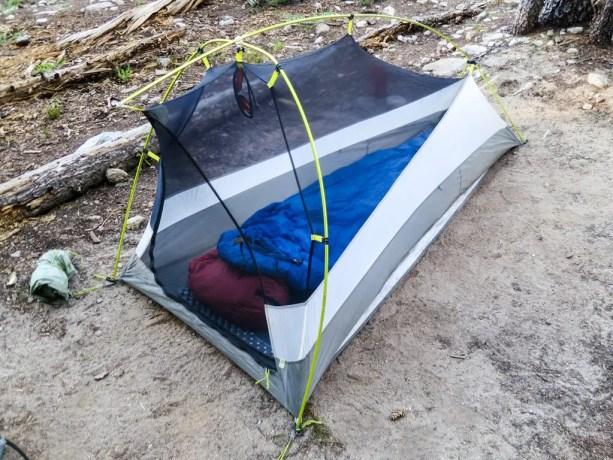 PCT NorCal Tent Sleeping Bag