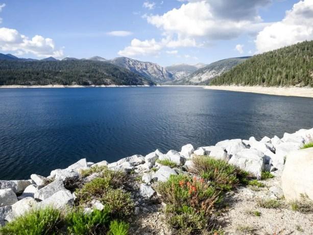 VVR Lake Edison PCT Low Level