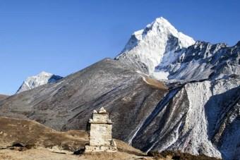 Everest Base Camp Day 10.5: Gorak Shep to Tengboche