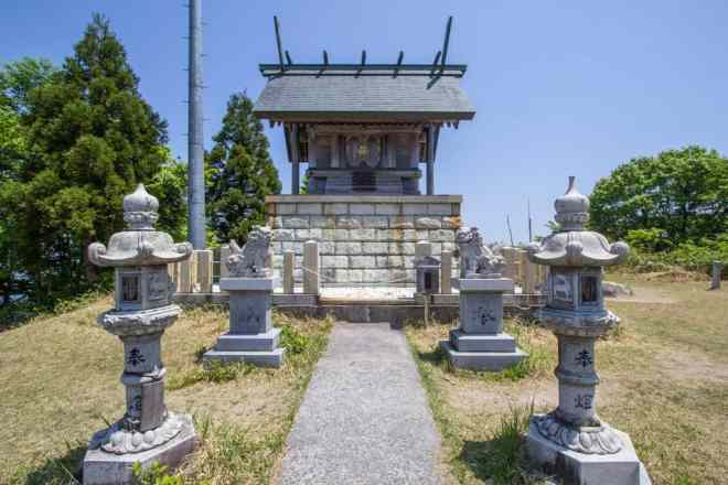 Hinosan Summit Shrine
