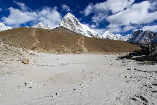 Nepal EBC Trek Gorak Shep