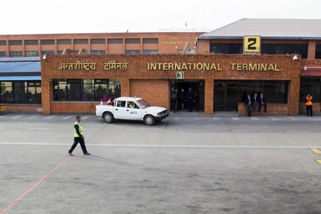 Kathmandu KTM Airport