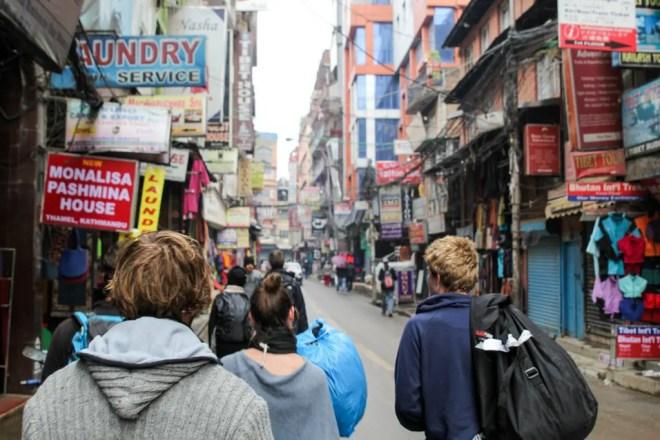 Kathmandu Thamel Day