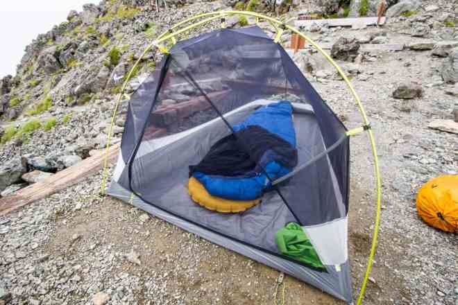 Mountain Hardwear SuperMegaUL 2 Tent 1