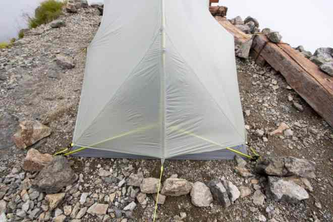 Mountain Hardwear SuperMegaUL 2 Tent Fly 1