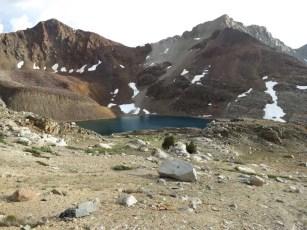 PCT-Sierra-Alpine-Lake