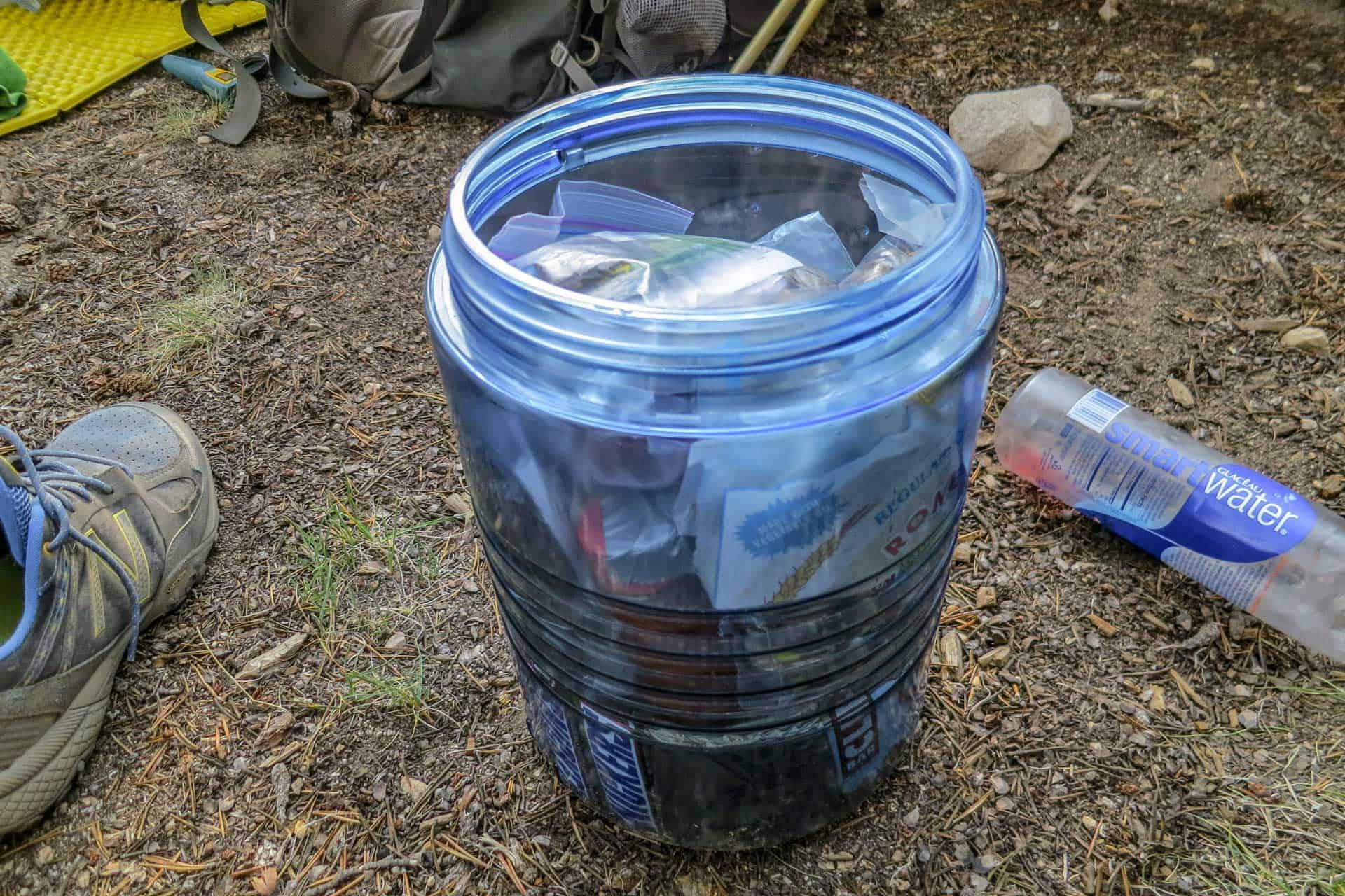 The Best Bear Canisters For The Pacific Crest Trail