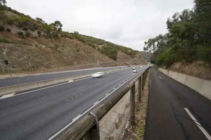 Australia-Adelaide-Hills-Bike-Path