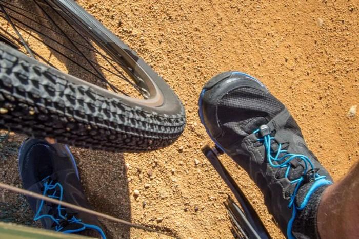 Australia-Bike-Tour-Shoe