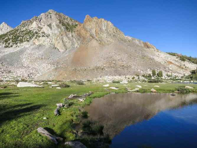 PCT-Sierra-Virginia-Lake
