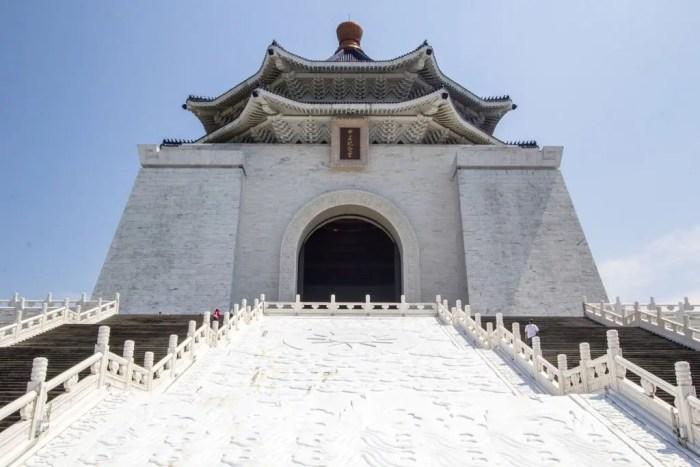 Taiwan-Taipei-Chiang-Kai-Shek-Memorial-Hall