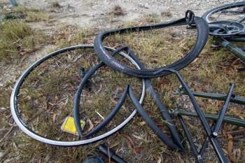 Australia-Bike-Tire-Change