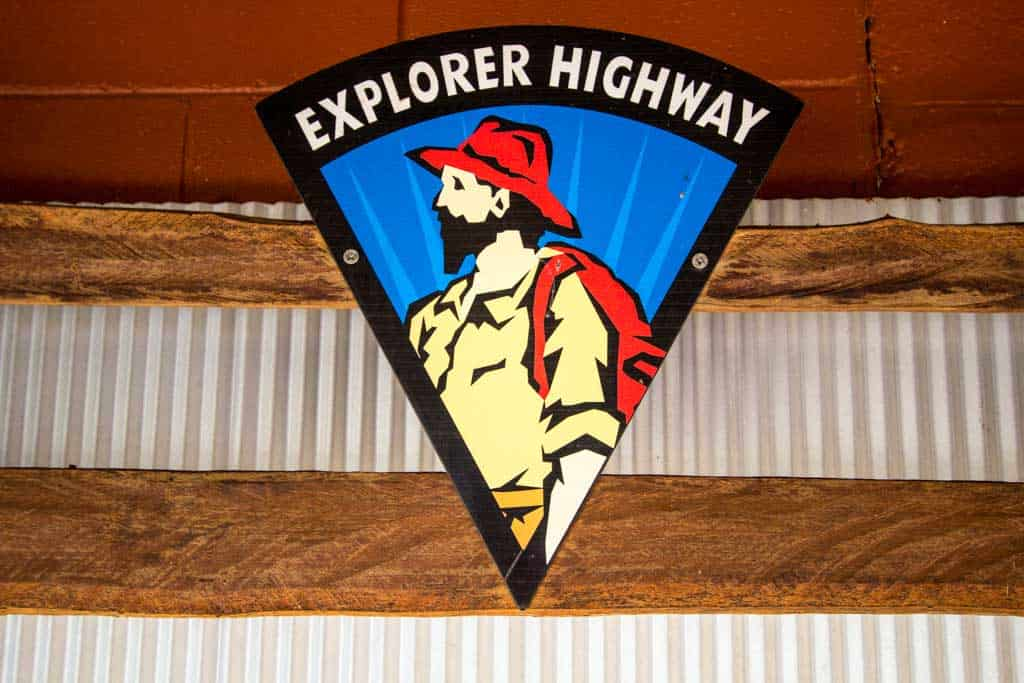 australia-outback-explorer-highway-sign